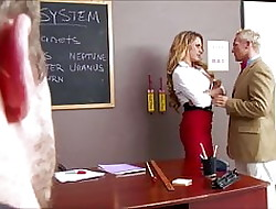 hot teacher with big tits porn movies